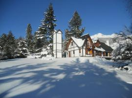 Cerro catedral snow