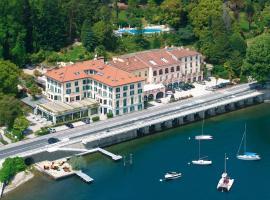 SHG Hotel Villa Carlotta, hotel in Belgirate