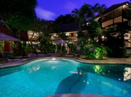Bali Hotel Pearl, accessible hotel in Legian