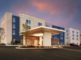 SpringHill Suites by Marriott Idaho Falls, hotel in Idaho Falls