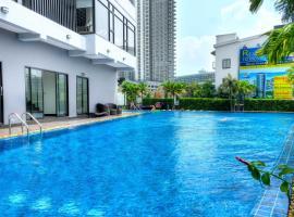 Dusit Grand Condo View by Siam Luxury