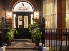 Nottingham Place Hotel