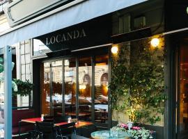 Locanda Pandenus Brera, boutique hotel in Milan