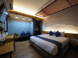 Manonta Budget Hotel โรงแรมในหาดใหญ่