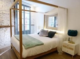 Pension Luxury Lo Bilbao, luxury hotel in Bilbao