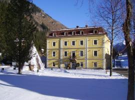Hotel Rader, Hotel in der Nähe von: Kaserebenbahn, Bad Gastein