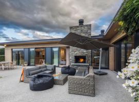 Alpine Retreat by Touch of Spice