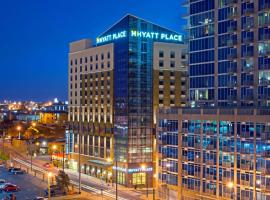 Hyatt Place Nashville Downtown