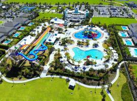 Encore Resort 1013 8 Bedroom Water Park