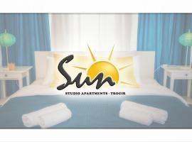 SUN studio apartments