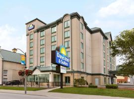 Days by Wyndham Niagara Falls Centre St. By the Falls, budget hotel in Niagara Falls