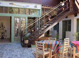 Eco-Hostal Tambo Verde, hotel near Patio Bellavista, Santiago