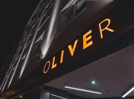 Oliver Apartments | contactless check-in