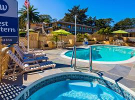 Best Western Park Crest Inn, hotel in Monterey