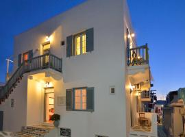 Galini Hotel, hotel near Little Venice, Mikonos
