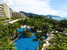 PARKROYAL Penang Resort, family hotel in Batu Ferringhi