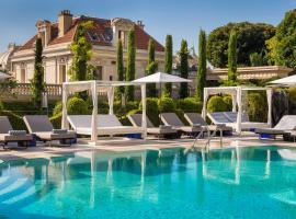 Hotel Metropole Monte-Carlo, hotel en Montecarlo