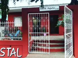 Hostal Augustos, hotel near Christ of the Mercy, San Juan del Sur