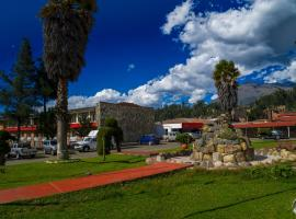 Real Hotel Huascaran, hotel in Huaraz