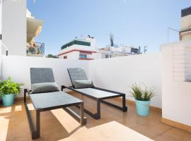 Sitges Group Calm Beach, apartment in Sitges