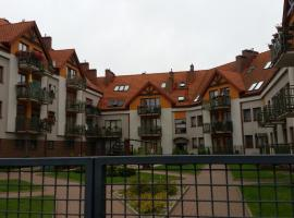 Alina, apartment in Giżycko