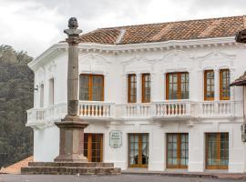 Los 10 mejores hoteles de 5 estrellas de Quito, Ecuador ...