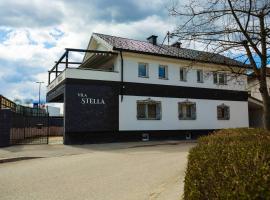 Apartments Vila Stella, hotel near BTC City, Ljubljana
