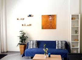 Ermones modern apartment, hotel near Ermones Beach, Corfu