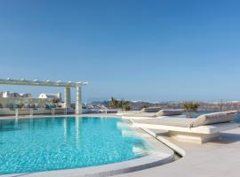 Elements of Caldera Suites, hotel sa Akrotiri