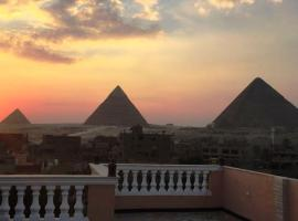 Pyramids Loft Guesthouse