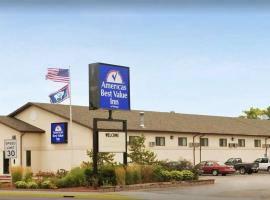 Americas Best Value Inn Torrington, hotel in Torrington