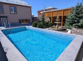 Villa with Pool and Sauna Tours