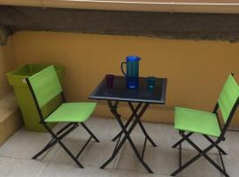 charmant studio, luxury hotel in Nice