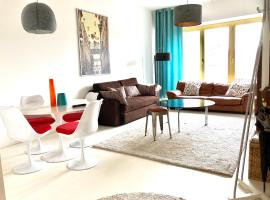 Spacious flat in the heart of the City Center! Ideal for a family!, Hotel in der Nähe von: Casino von Luxemburg, Luxemburg (Stadt)