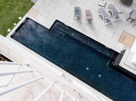 Pateo Lisbon Lounge Suites, Ferienwohnung in Lissabon