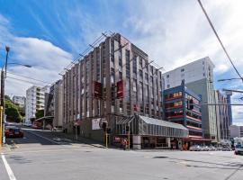 Oaks Wellington Hotel, hotel in Wellington