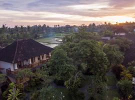 Sri Ratih Cottages, hotel in Ubud