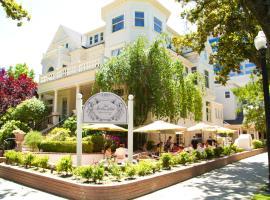 Sterling Hotel, hotel in Sacramento