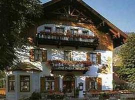Posthotel Ettal, hotel near Kolbensattelbahn, Ettal