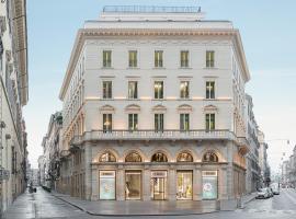 Fendi Private Suites, מלון ברומא