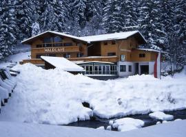 Hotel-Gasthof Waldcafé, Hotel in Neustift im Stubaital