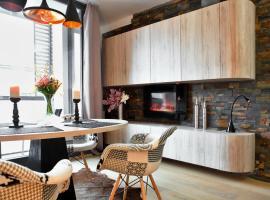 Brunetti Design Apartment, accessible hotel in Prague