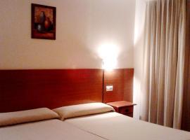 Eurico, hotel in Toledo