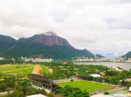 Lagoon View Apartment!, hotel near Rio de Janeiro Botanical Gardens, Rio de Janeiro