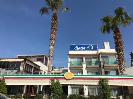Marin-A Hotel, מלון בטורגוטריס