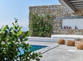 Neroli Villas Mykonos, hotel in Fanari