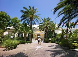 Hotel Floridiana Terme, hotel near Pescatori Beach, Ischia