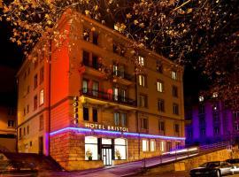 Hotel Bristol Zurich, hotel a Zurigo