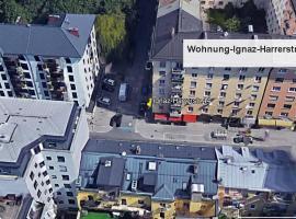 Privatwohnung, apartment in Salzburg