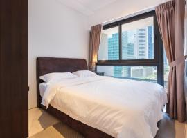 Marina Bay Area Balcony Apartment
